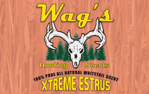 Wags Hunting Scents - Extreme Estrus