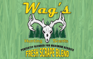 Wags Hunting Scents - Fresh Scrape